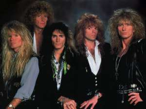 Whitesnake: 37 years of rockin' and never a bad hair day