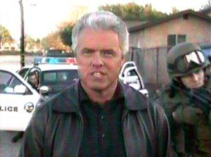 Sheriff John Bunnell - not a fan of two-day crack binges
