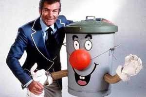 Dusty Bin - absolutely terrifying when you're 4 years old.