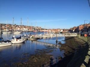 A goth-meltingly warm November day at Whitby