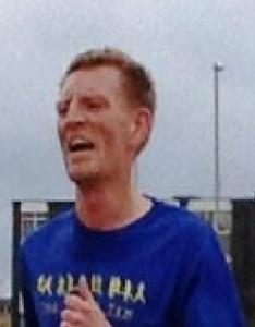 'Man thoroughly enjoys 5k blast'